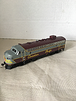 Rapido Trains 222512 - HO GMD FP7 - DCC/Sound - Canadian Pacific (Script Lettering) #4073