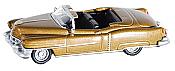 Schuco SCH-452617604 HO - 1953 Cadillac Eldorado Convertible - Assembled