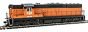 Broadway Limited Imports 4228 HO EMD SD7 w/Sound & DCC - Paragon3 - Bessemer & Lake Erie 802