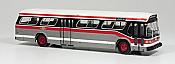 Rapido 701064 - HO New Look Bus - Toronto Transit Commission (CLRV Scheme) #8653 - Standard
