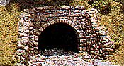 Woodland Scenics 1264 HO Culverts-Random Stone-2PKG