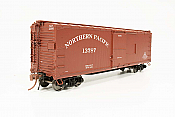 Rapido 130014-4 HO - 40ft NP 10000-series boxcar: Northern Pacific Prewar scheme #12361