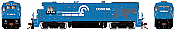 Rapido 18517 HO GE B36-7 Conrail 3611 (NS patch)  DCC & Sound - Taking Orders Now