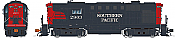 Rapido 31544 HO Alco RS-11 Southern Pacific (Bloody Nose) 2909 DCC & Sound - Taking Orders Now