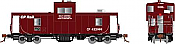 Rapido 110136 HO - CP Angus Van: Canadian Pacific -Gauge Calibration Car (Engineering Maroon) #422999