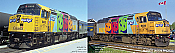 Rapido 80557 HO F40PH 2D VIA Rail Kool Aid 6453 ESU LokSound DCC & Sound- Taking Orders Now