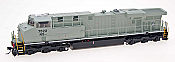 Intermountain Railway Diesel GE Evolution Series ES44DC DCC Norfolk Southern # 7545