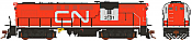 Rapido 32515 HO MLW RS MRE-18g Canadian National (Tempo) DCC & Sound -3153 Taking Orders Now