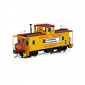 Athearn G78517 - HO Scale ICC Caboose w/Lights DCC Ready - UP #25534
