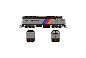 Rapido 083628 HO Scale EMD F40PH Ph3, ESU LokSound DCC, New Jersey Transit No.4121