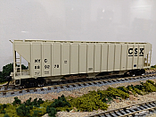 Intermountain 472248-06 HO Scale - 4785 PS2-CD Covered Hopper - Late - CSX Repaint #889736