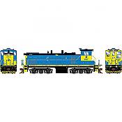 Athearn Genesis G74526 - HO MP15AC - DCC Ready - Long Island Railroad #154
