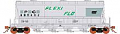 Rapido 133005-6- HO ACF PD3500 Flexi Flo Hopper - Penn Central PC Version 1(941H) Ex-NYC patchout/renumber-inservice 1969 No.897823