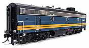 Rapido Trains True North Diesel F9B DC VIA #6635