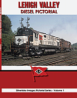 Carstens Publications Lehigh Valley Diesel Pictorial
