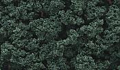 Woodland Scenics 1647 Bushes - 32oz Shaker Dark Green