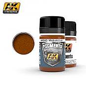 AK Interactive Pigments : Medium Rust
