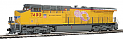 Walthers Mainline 20194 - HO GE ES44 - DCC/Sound - Union Pacific/Breast Cancer Awareness #7400 LIMITED RUN!