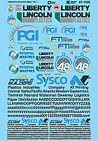 Microscale Decals 1439 HO - Internet Era Business Signs Vol. 1