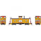 Athearn Genesis G78551 - HO CA-9 ICC Caboose w/Lights DCC Ready - Union Pacific #25658