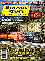 Railroad Model Craftsman Magazine June 2013
