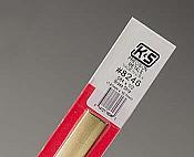 K&S Engineering 8246 All Scale - Brass Strip - 12inch x 1/2inch x .064inch