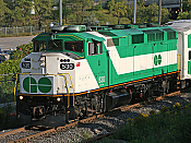 Rapido 19008 - HO GMD F59PH - DCC Ready - Phase 2 - GO Transit #564