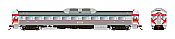 Rapido Trains 16703 - HO Budd RDC-1 - PH1b - DCC/Sound - Canadian Pacific #9055