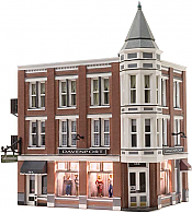 Woodland Scenics 5039 - HO Built-&-Ready Landmark Structures - Davenport Department Store