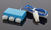 Kato Unitrack 24-827 - HO & N Scale 3-Way Extension Cord