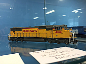 Athearn G69239 HO EMD SD70M DCC Ready, Union Pacific UP #4014