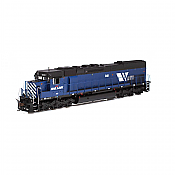 Athearn 86839 RTR HO - SD45T-2 DCC/Sound - SRY #340