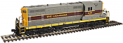Atlas 10 002 028 HO Master Line GP-7 ESU LokSound DCC & Sound - Erie Lackawanna #1235