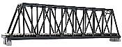 Kato Unitrack 20-434 - N Scale Single-Track Truss Bridge 9-3/4in (248mm)