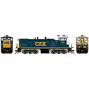 Athearn Genesis G74530 - HO MP15AC - DCC Ready - CSX #1161