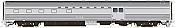 Rapido 114036 HO Scale - Budd Baggage-Dorm - Seaboard Air Line #6002