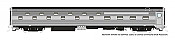 Rapido 141099 - HO Budd Slumbercoach - Painted, Unlettered