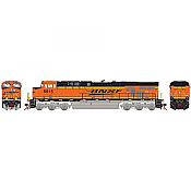 Athearn G83179 - HO Scale ES44AC DC/DCC/Sound Diesel - BNSF w/ PTC #5915