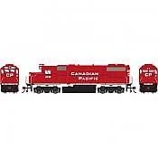 Athearn Roundhouse 16332 HO GP38-2 DCC Equipped CPR New Beaver Logo #4446