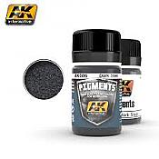 AK Interactive Pigments : Dark Steel 35ml