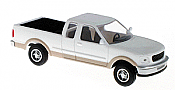 Atlas HO 1248 1997 Ford F-150 Pickup Truck - Red/Tan