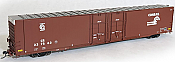 Tangent Scale Models 25010-04 - HO Greenville 86ft Double Plug Door Box Car - Conrail #237584