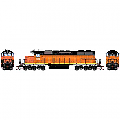Athearn RTR 88940 - HO SD38 - DCC/Sound - B&LE #868