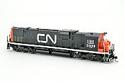 Bowser 24762 - HO ALCo Century C-630M - DCC/Sound - CN (Noodle) #2031