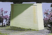 Walthers 1041 HO Cornerstone - Bridge Pier for Double-Track Truss Bridge