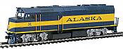 Walthers Mainline 19455 HO Scale - EMD F40PH, Soundtraxx Sound and DCC - Alaska Railroad #31