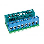 Accu Lites 1001 SNAPS! - Wiring Connector for Tortoise Switch Machine - 12-Volt