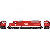 Athearn Genesis G65166 - HO GP40-2 Diesel - w/DCC & Sound - CP #4650