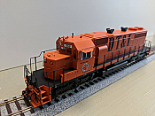 Athearn 88527 SD38  - DCC Ready, Detroit, Toledo and Ironton Railroad DT&I #252