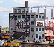 Walthers Cornerstone N Scale Red Wing Milling Co.